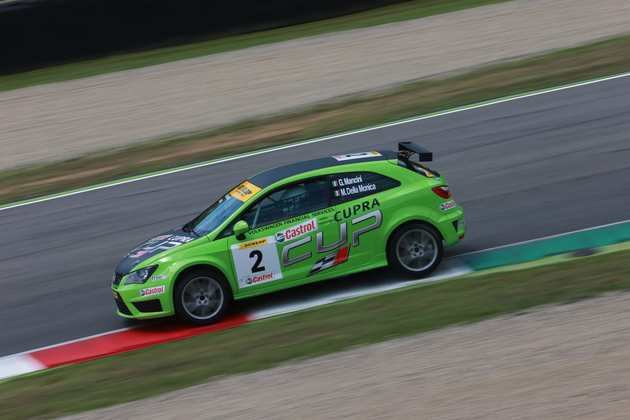 Photo of Programma gare al Motorshow Seat Ibiza Cup