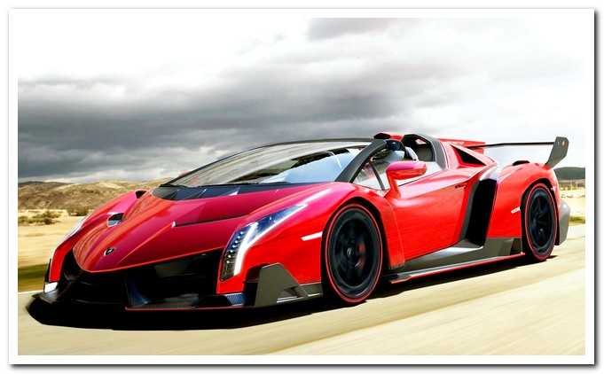 Photo of Lamborghini Veneno Roadster a peso d'oro!