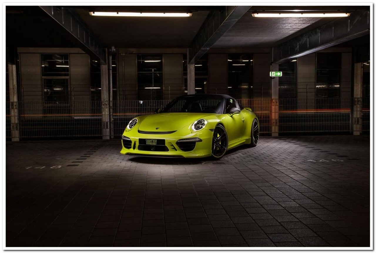 Photo of Tuning Porsche 911 Targa by TechArt