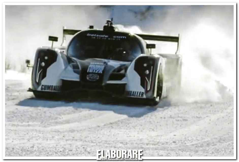 Photo of Video supercar 600 cv drift neve spettacolare!