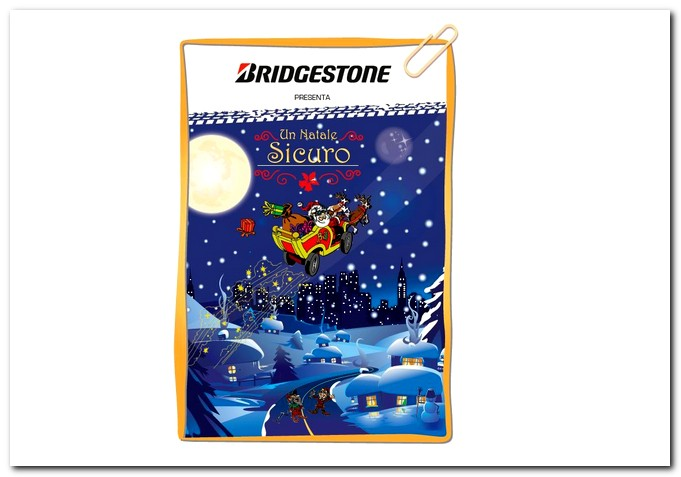 Photo of Natale sicuro con Bridgestone!