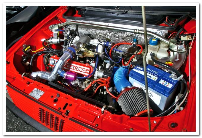 Photo of Fiat Uno Turbo elaborazione 300 CV