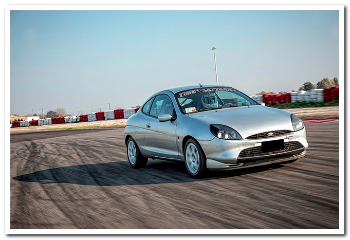 Photo of Ford Puma, elaborazione motore prima serie