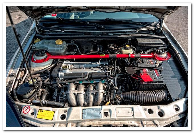 Motore 1.7 Ford Puma prima versione