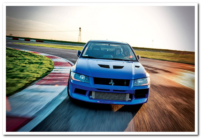 Photo of Mitsubishi Lancer Evo 7 elaborazione  468 CV
