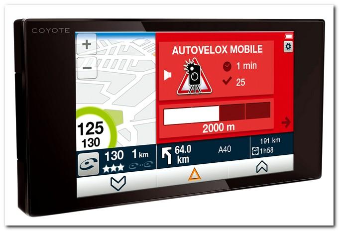 """Photo of Navigatore per """"heavy driver"""""""