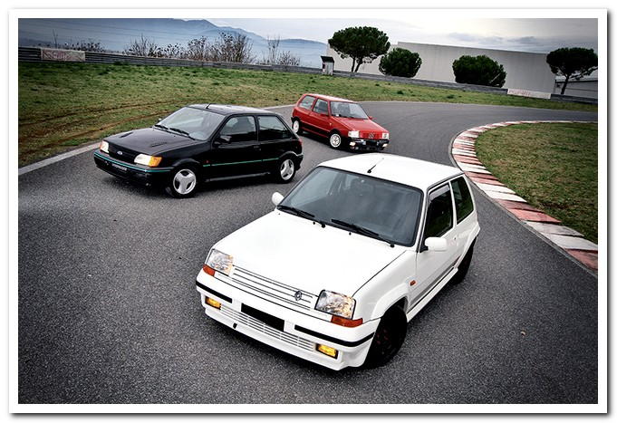 Photo of RENAULT 5 GT TURBO TEST VIDEO
