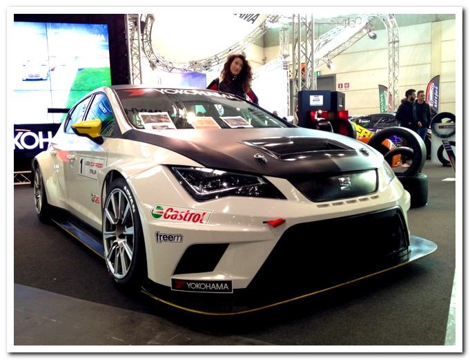 Photo of Seat Leon e Ibiza Cupra in pista con Yokohama