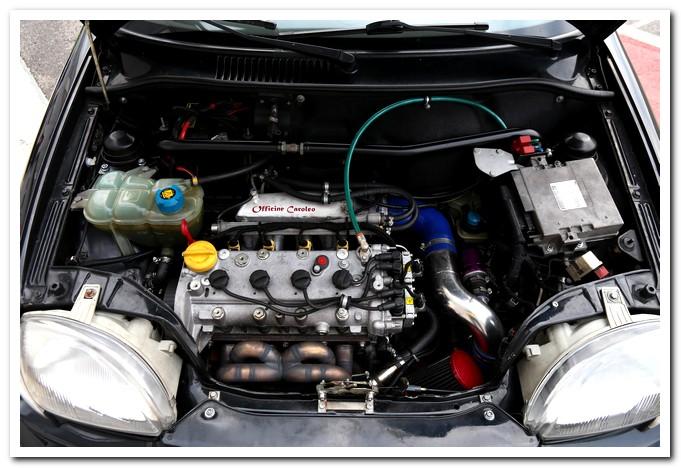 Photo of Fiat 600 T-jet elaborazione 220 CV