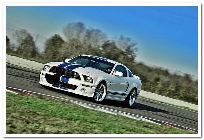 Photo of Ford Mustang GT500 elaborazione 542 CV