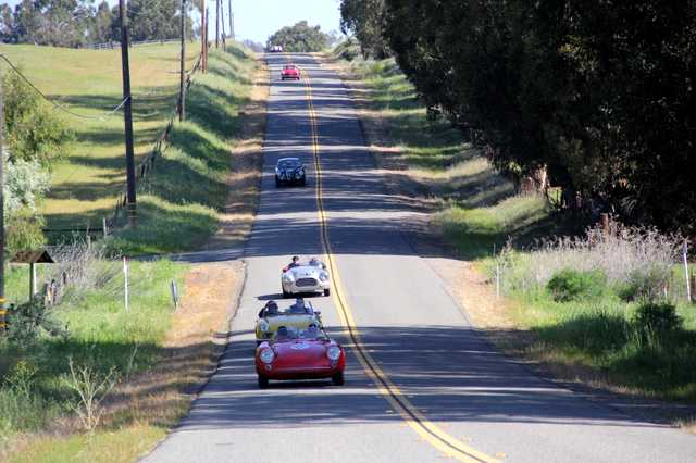 Photo of California Mille: gara on the road per auto storiche