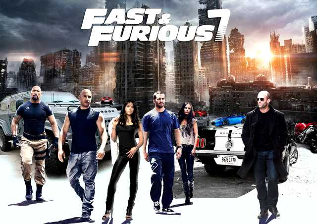 Photo of Simoni Racing e Fast and Furious 7
