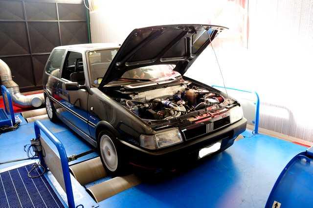 Fiat-Uno-Turbo-elaborazione-259-CV