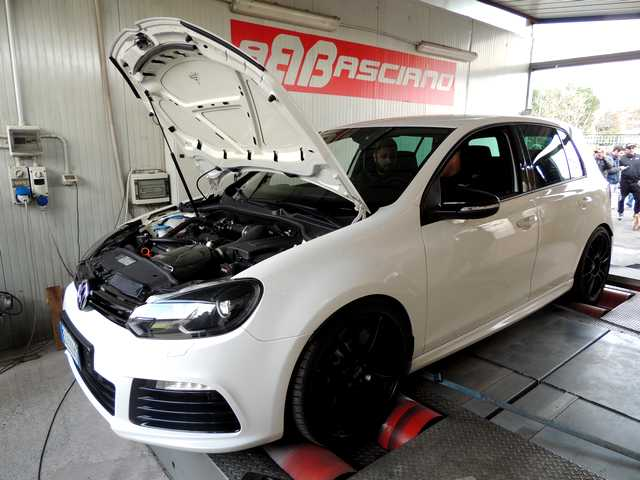 Photo of Come elaborare VW Golf R APR 464,3 CV