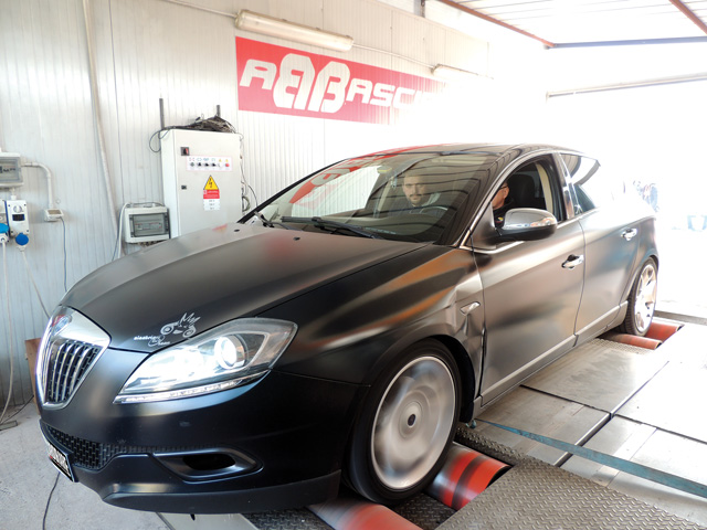 Photo of Come elaborare Delta 1.9 Twinturbo diesel [387 CV]