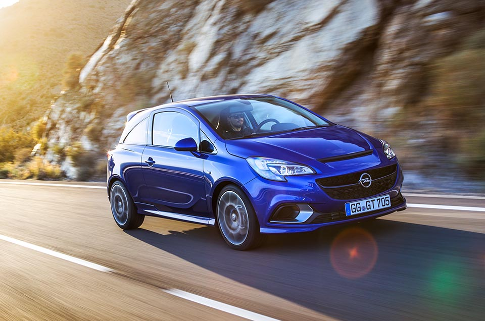 Photo of Nuova Opel Corsa OPC 2015