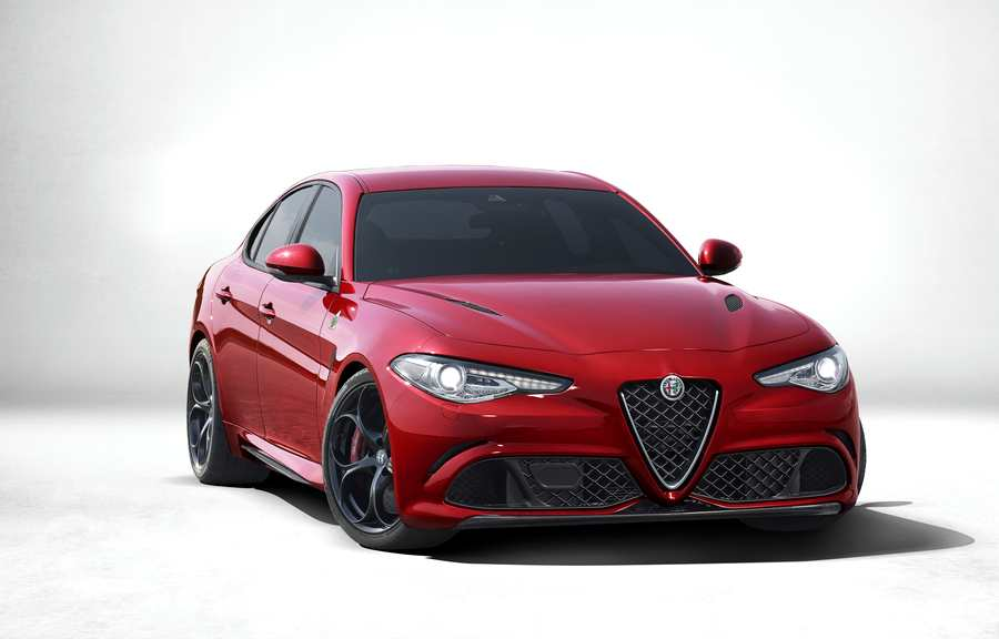 Photo of Nuova Alfa Romeo Giulia 510 cv!