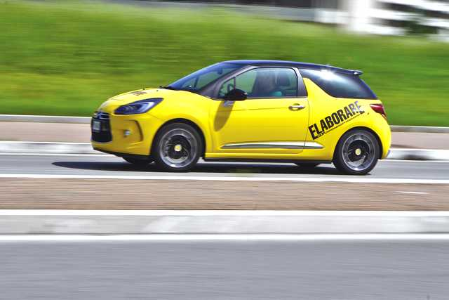 Photo of DS3 test con modulo aggiuntivo