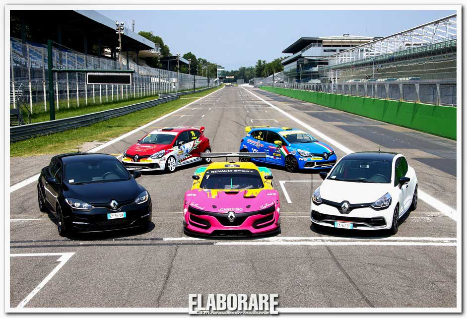 Photo of Test Gamma Renault Sport 2015