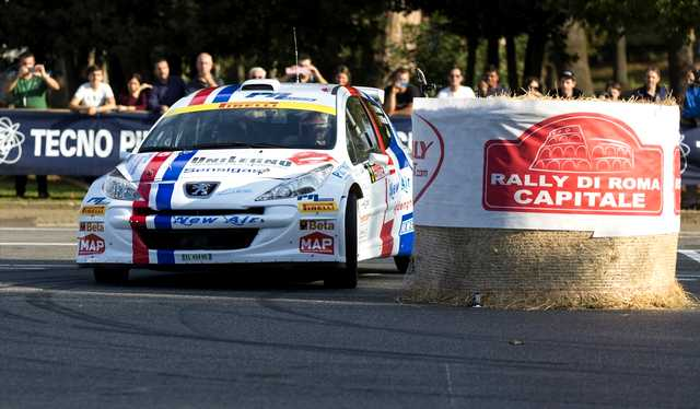 Photo of Rally di Roma Capitale al via