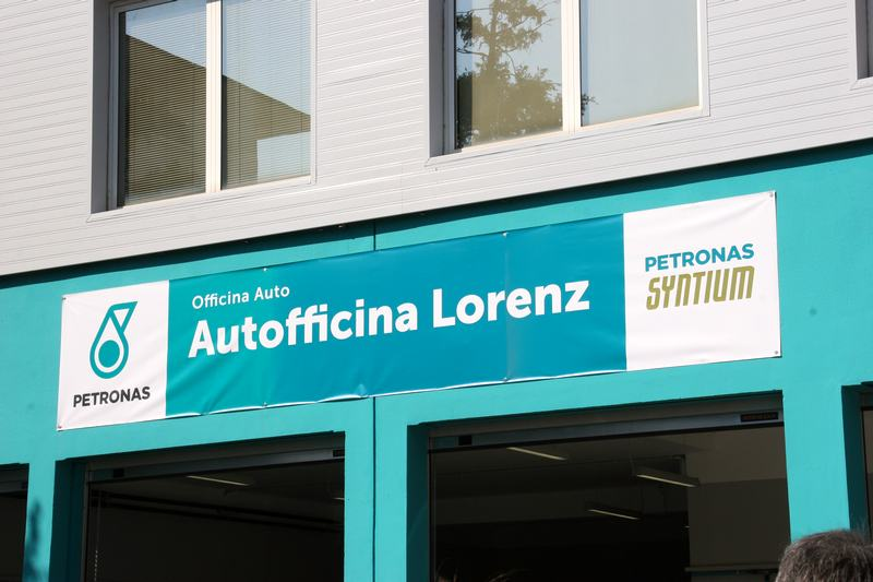 Photo of La prima Officina Petronas in ITALIA