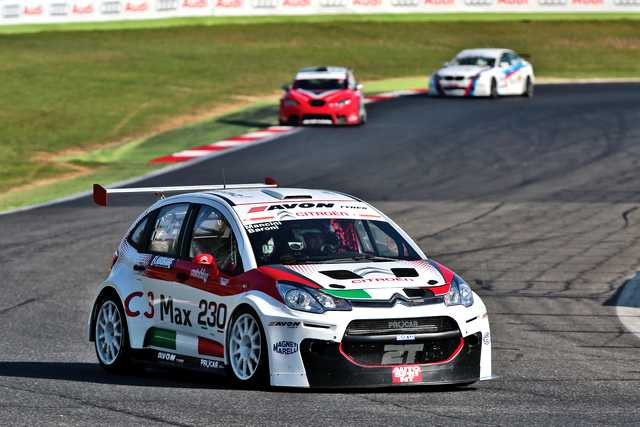 Photo of Citroën C3 Max gara racing a Vallelunga