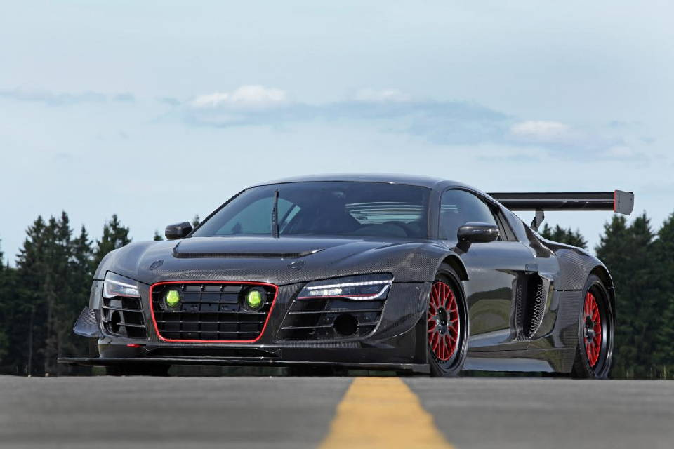 Photo of R8 Recon MC8 V10 elaborazione 950 CV