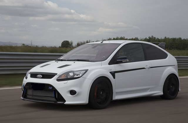 Photo of Ford Focus RS elaborazione 392 CV