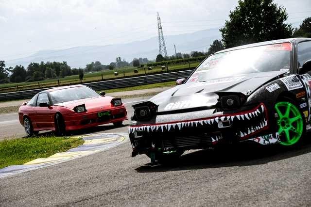 Nissan S13 test elaborazione drifting e stradale