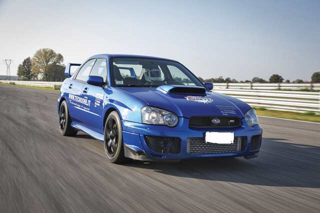 Photo of Subaru Impreza STi elaborazione 456 CV