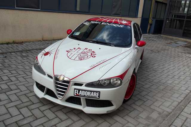 Photo of Alfa Romeo 147 impianto audio 8000 Watt!