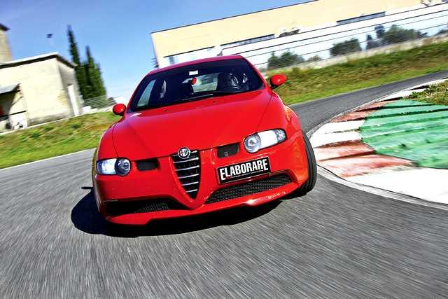 Photo of Alfa Romeo 147 GTA 274 CV test in pista