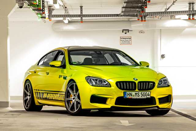 Photo of BMW M6 top tuning 800 CV!