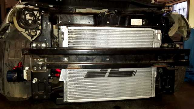 Abarth 500 BR Garage