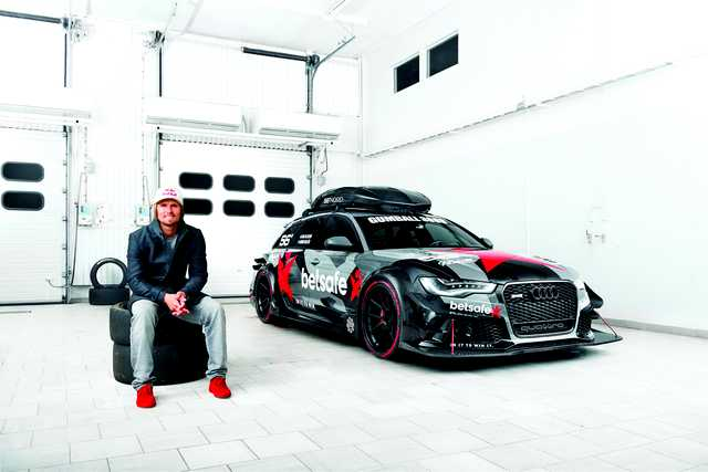 Photo of Audi RS6 DTM top tuning 950 CV