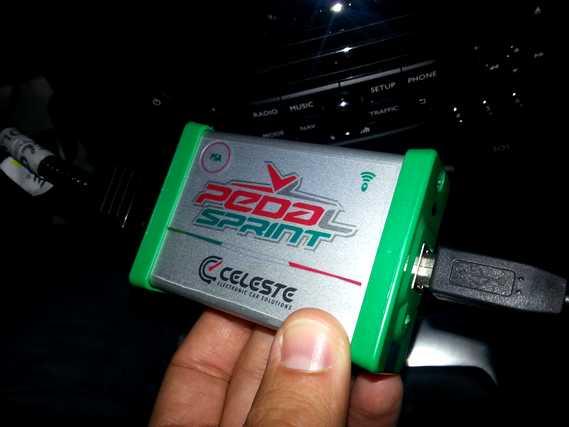 Celeste Pedal Sprint