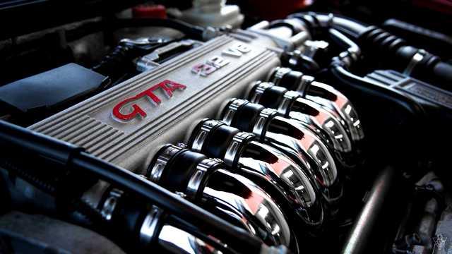 Motore Alfa Romeo V6