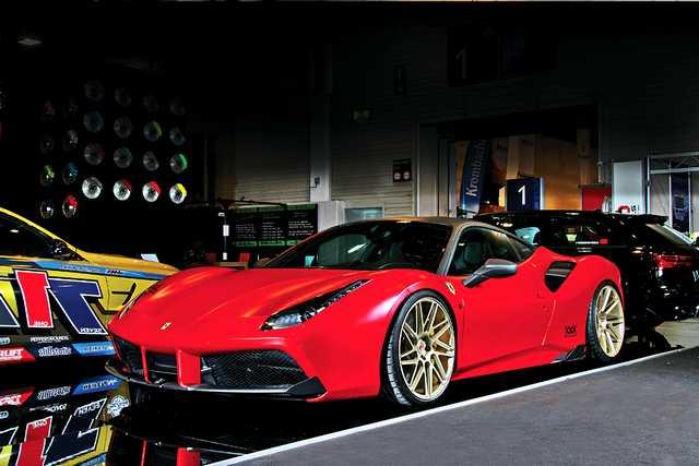 Ferrari 488 GTB xXx performance