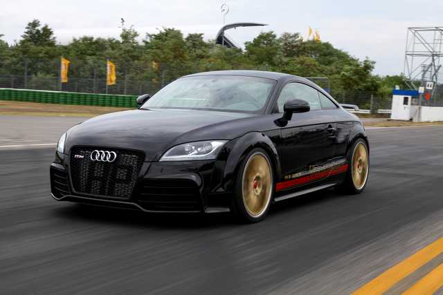 Photo of Audi TT RS tuning 750 CV