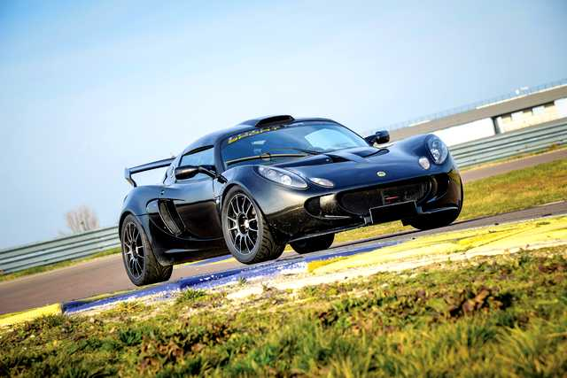 Photo of Lotus Exige 260 Cup test in pista Modena