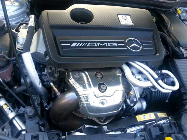 Photo of Mercedes CLA 45 AMG elaborazione 400 CV