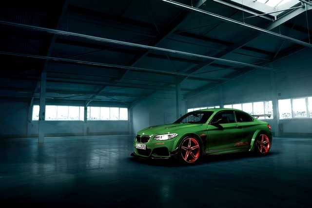 Photo of AC Schnitzer ACL2 tuning 570 CV