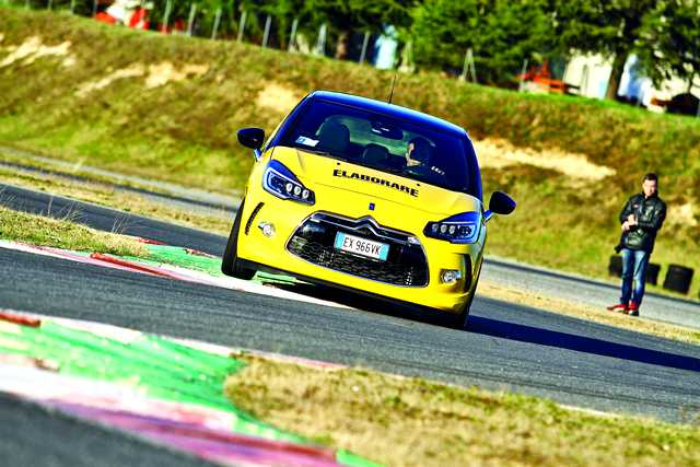 Photo of DS3 test con assetto completo Bilstein