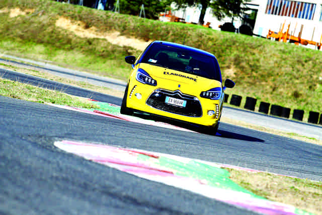 Photo of DS3 test con assetto regolabile Öhlins