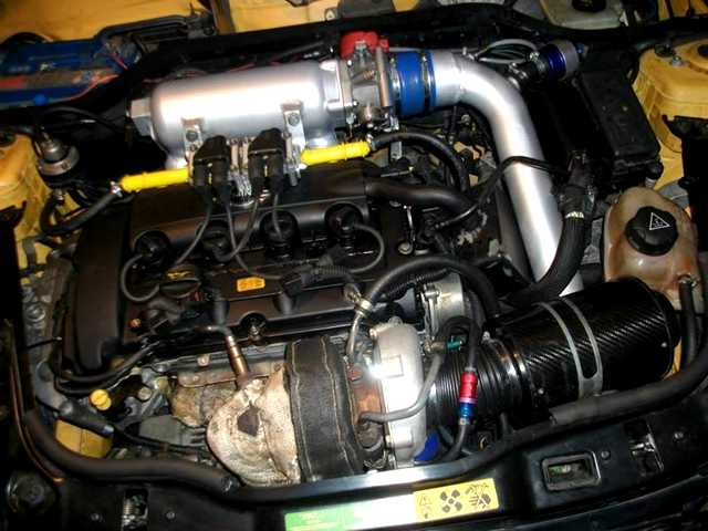 Photo of Mini Cooper S elaborazione 320 CV