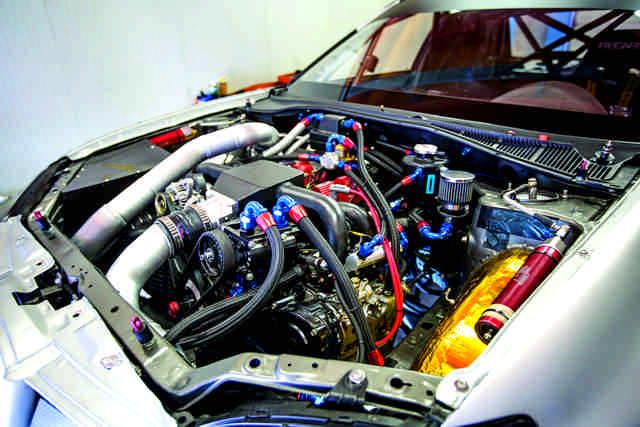 Photo of Subaru Impreza elaborazione 450 CV!