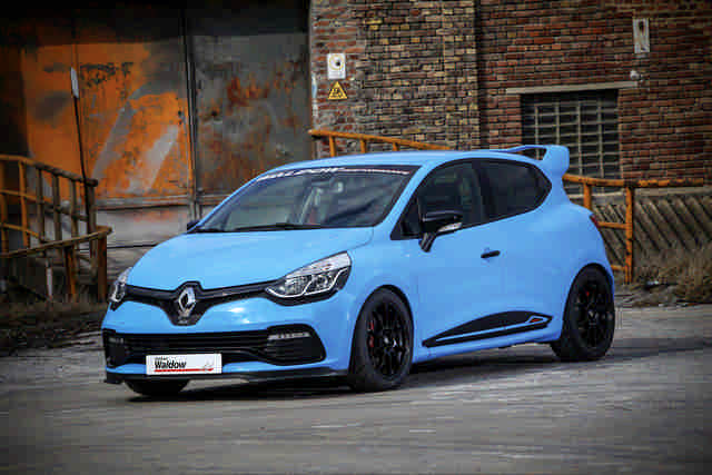 Photo of Renault Clio RS 220 EDC Trophy elaborazione 245 CV
