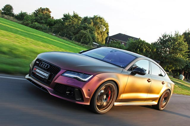 Photo of Audi RS7 top tuning 745 CV!