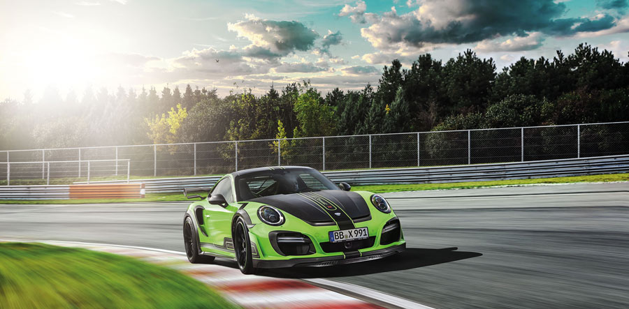 Photo of Porsche GT Street R preparazione 640 CV