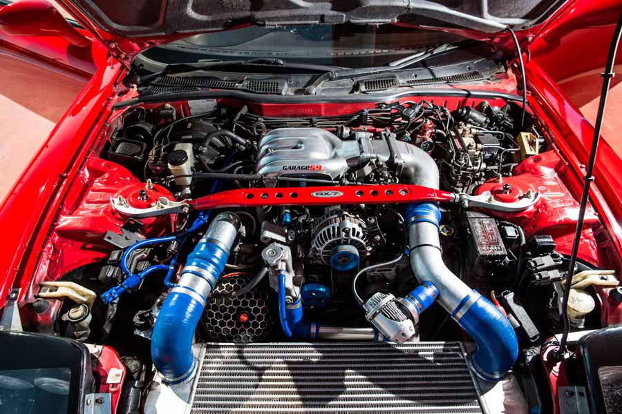 Photo of Mazda RX-7 elaborazione 432 CV